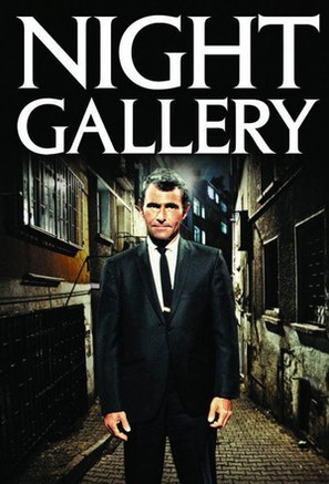 """""""Night Gallery"""" - DVD movie cover (thumbnail)"""
