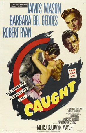 Caught - Movie Poster (thumbnail)