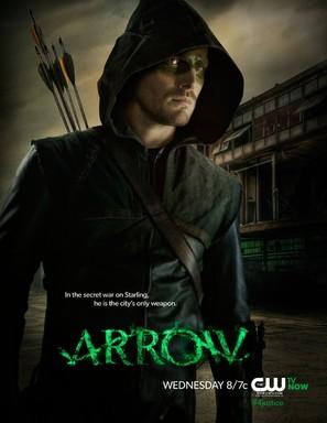 """""""Arrow"""" - Movie Poster (thumbnail)"""