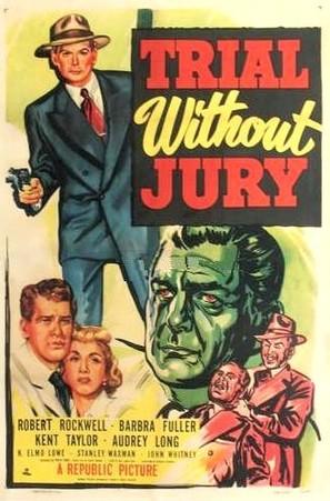 Trial Without Jury - Movie Poster (thumbnail)