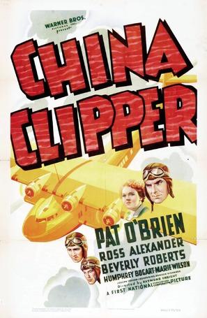 China Clipper - Movie Poster (thumbnail)