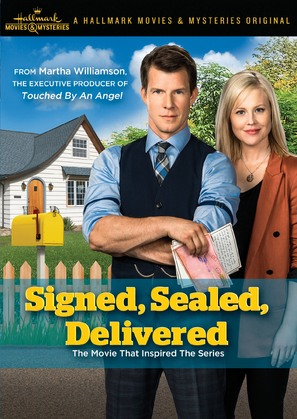 Signed, Sealed, Delivered. - DVD movie cover (thumbnail)
