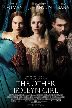 The Other Boleyn Girl - Movie Poster (thumbnail)