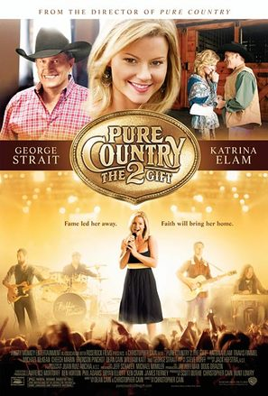 Pure Country 2: The Gift - Movie Poster (thumbnail)