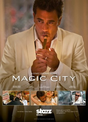 """Magic City"" - Movie Poster (thumbnail)"