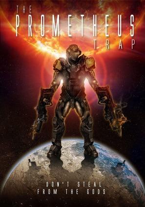 Prometheus Trap - DVD cover (thumbnail)