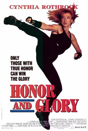 Honor and Glory - poster (thumbnail)