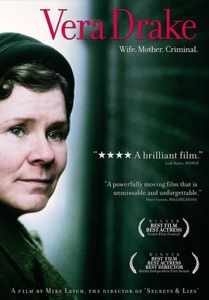 Vera Drake - Movie Cover (thumbnail)