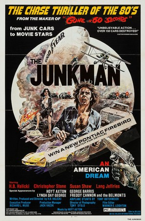The Junkman - Movie Poster (thumbnail)