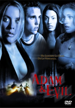 Adam & Evil - Spanish poster (thumbnail)