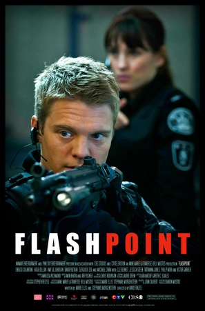 """""""Flashpoint"""" - Canadian Movie Poster (thumbnail)"""