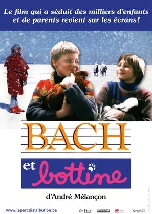 Bach et bottine - Belgian Movie Poster (thumbnail)