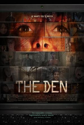The Den - Movie Poster (thumbnail)