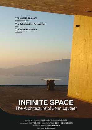 Infinite Space: The Architecture of John Lautner - Movie Poster (thumbnail)