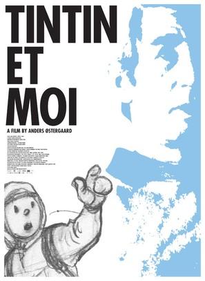 Tintin et moi - Danish poster (thumbnail)