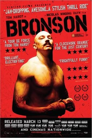 Bronson - British Movie Poster (thumbnail)