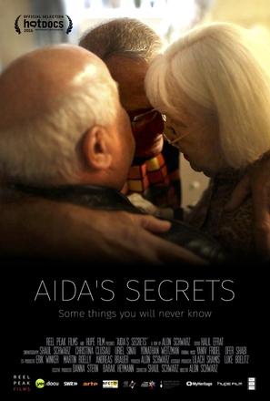 Aida's Secrets - Canadian Movie Poster (thumbnail)