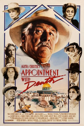 Appointment with Death - Movie Poster (thumbnail)
