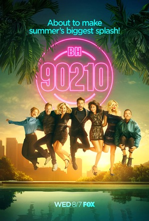 """BH90210"" - Movie Poster (thumbnail)"