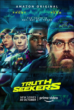 """""""Truth Seekers"""" - British Movie Poster (thumbnail)"""