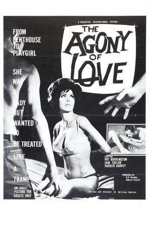 The Agony of Love - Movie Poster (thumbnail)