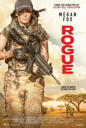 Rogue - Movie Poster (thumbnail)