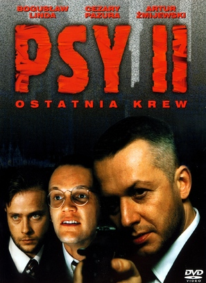 Psy 2: Ostatnia krew - Polish Movie Cover (thumbnail)