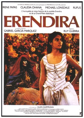 Erèndira - French Movie Poster (thumbnail)