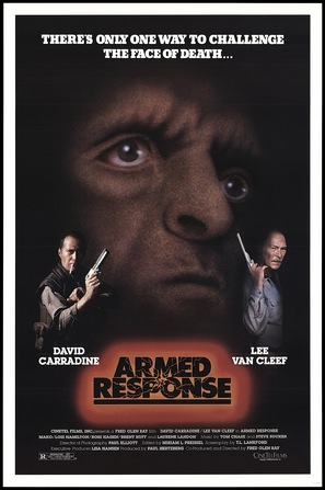 Armed Response - Movie Poster (thumbnail)