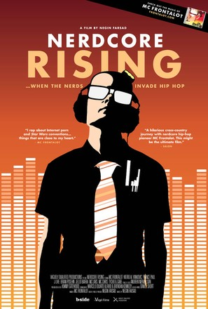 Nerdcore Rising - Movie Poster (thumbnail)