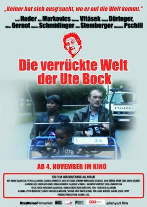 Die verrückte Welt der Ute Bock - Austrian Movie Poster (thumbnail)