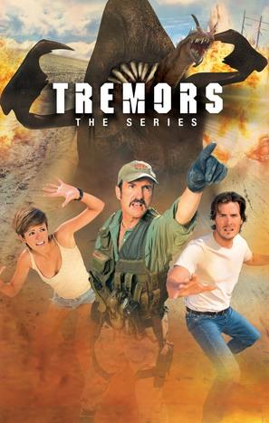 """""""Tremors"""" - poster (thumbnail)"""