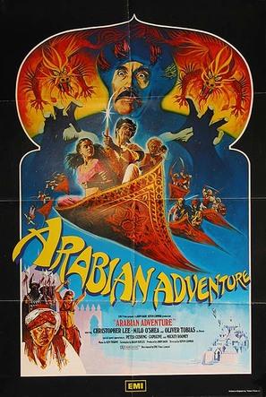 Arabian Adventure - Movie Poster (thumbnail)