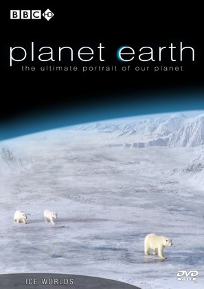 """Planet Earth"" - DVD movie cover (thumbnail)"