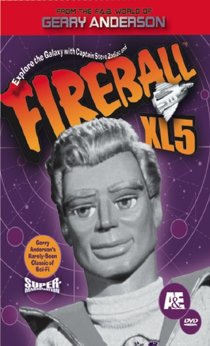 """Fireball XL5"" - Movie Cover (thumbnail)"