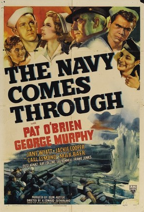The Navy Comes Through - Movie Poster (thumbnail)