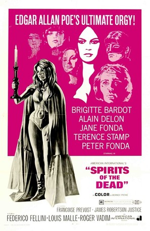 Histoires extraordinaires - Movie Poster (thumbnail)