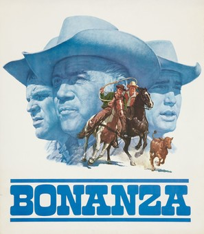 """Bonanza"" - Movie Poster (thumbnail)"