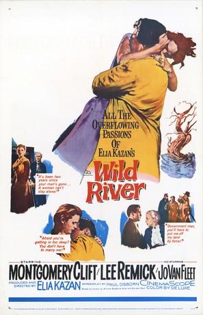 Wild River - Movie Poster (thumbnail)