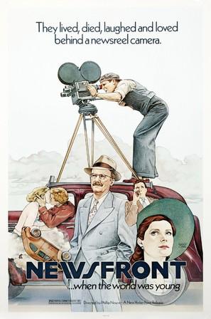Newsfront - Movie Poster (thumbnail)