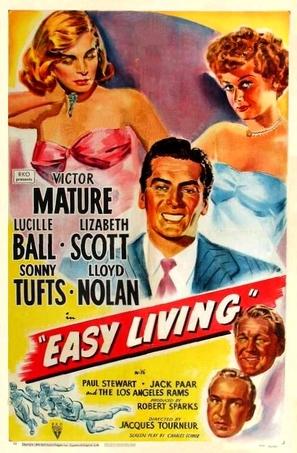 Easy Living - Movie Poster (thumbnail)
