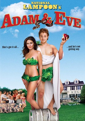 Adam and Eve - DVD cover (thumbnail)