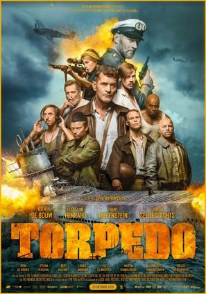 Torpedo - Belgian Movie Poster (thumbnail)