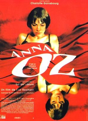 Anna Oz - French Movie Poster (thumbnail)