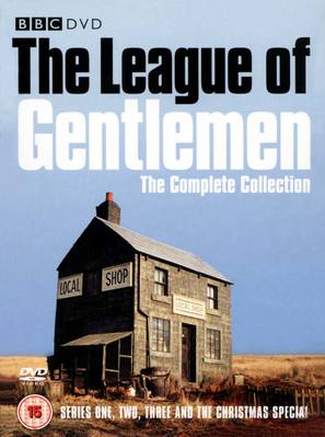 """The League of Gentlemen"" - British poster (thumbnail)"