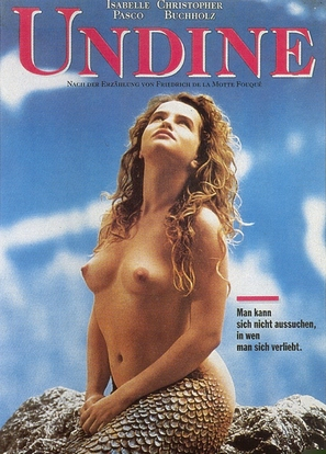 Undine - German Movie Cover (thumbnail)