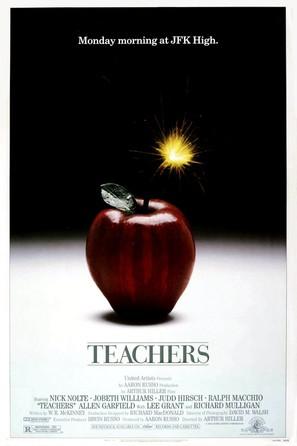 Teachers - Movie Poster (thumbnail)