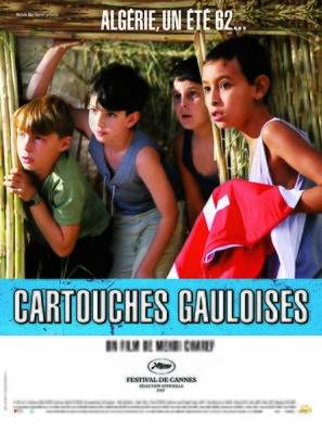 Cartouches gauloises - French poster (thumbnail)