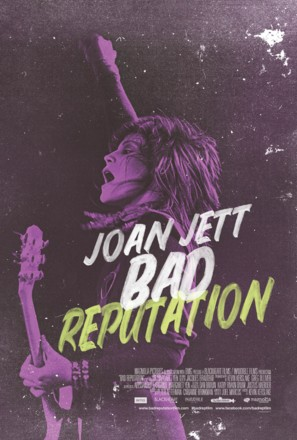 Bad Reputation - Movie Poster (thumbnail)