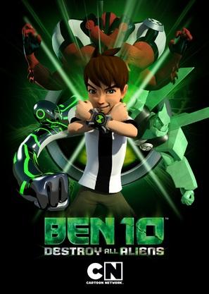 Ben 10 Destroy All Aliens - Movie Poster (thumbnail)